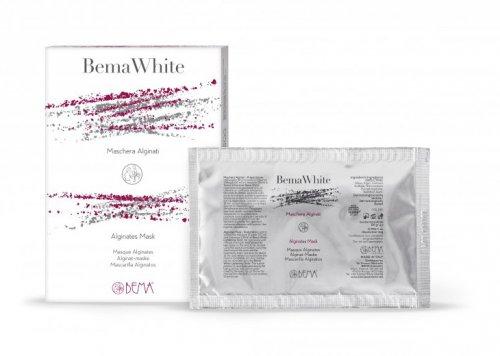 Bema White - Maschera Alginati - 4 Bustine