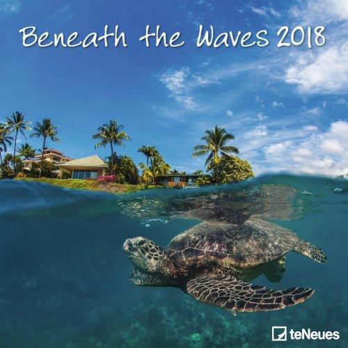 Calendario Beneath the Waves 2018