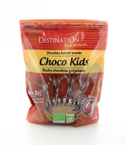 Bevanda di Cacao in Polvere Istantaneo Choco Kids