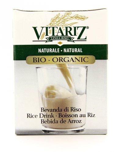 Bevanda di Riso Biologico al Naturale - 200 ml.