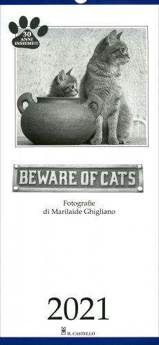 Beware of Cats - Calendario 2021