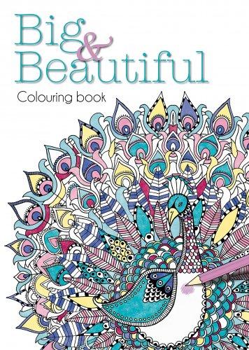 Colouring Book - Big & Beautiful
