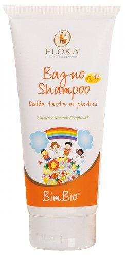 """Bagno Shampoo """"dalla Testa ai Piedini"""" - Bimbìo"""