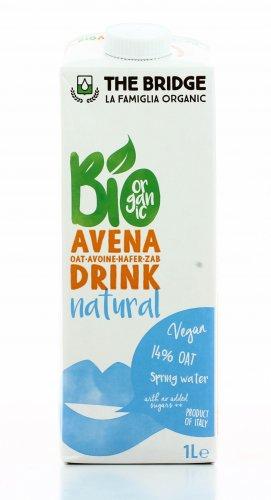 Bevanda Vegetale a base di Avena - Bio Avena Drink Natural
