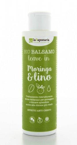 Balsamo Leave In Moringa & Lino Bio