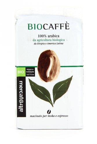 Macinato 100% Arabica Bio Caffè