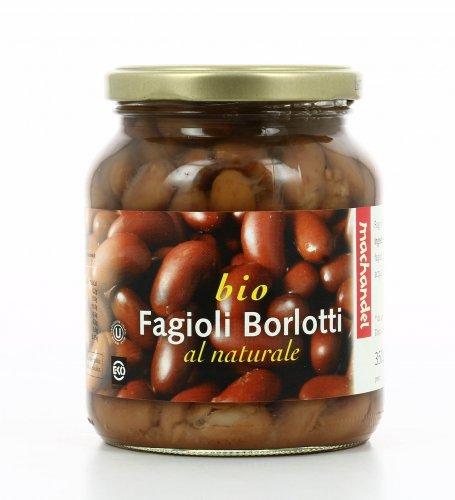 Fagioli Bio Borlotti al Naturale