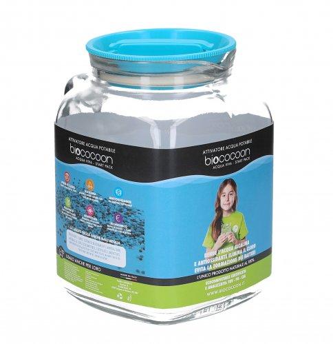 Biococoon Acqua Viva - Start Pack: Caraffa + Filtri