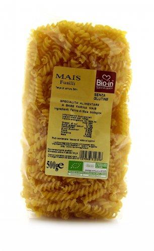 Fusilli di Mais Bio - Senza Glutine