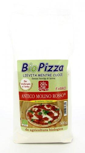 Bio Pizza Farro