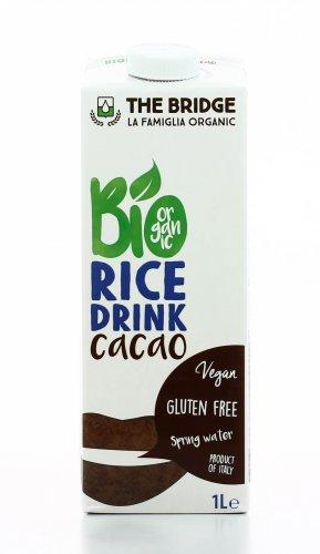 Bevanda Vegetale di Riso e Cacao - Bio Rice Drink Cacao