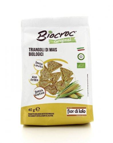 Biocroc - Triangoli Mais