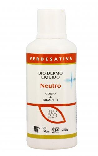 Detergente Biodermo Liquido Neutro - Verdesativa
