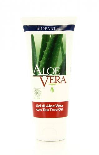 Aloe Vera Gel con Tea Tree