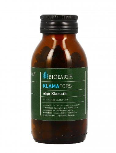 Integratore Naturale con Alga Klamath Klamafors