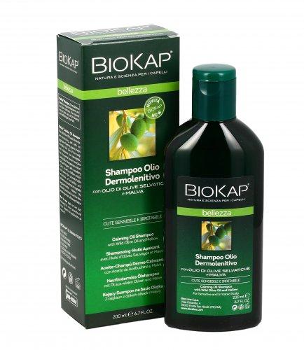 Shampoo Olio Dermolenitivo - Biokap