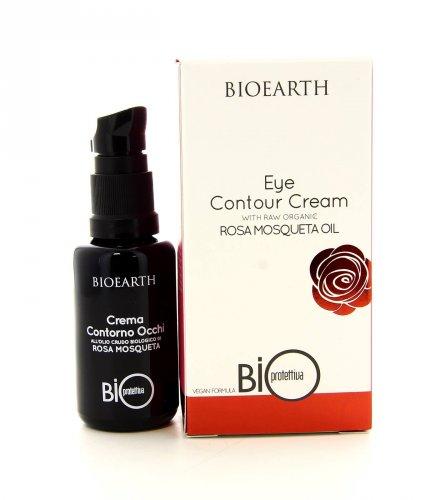Bioprotettiva - Crema Contorno Occhi alla Rosa Mosqueta