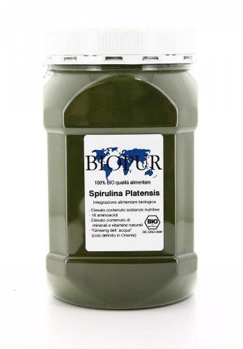 Spirulina Platensis Bio