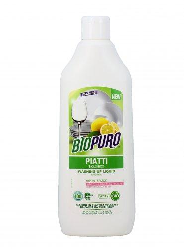 Detersivo Piatti Sensitive - Biopuro