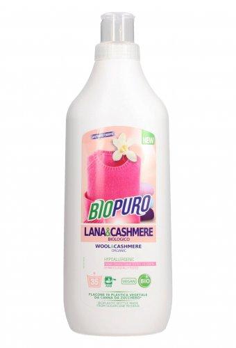 Detersivo Lana e Cashmere - Biopuro