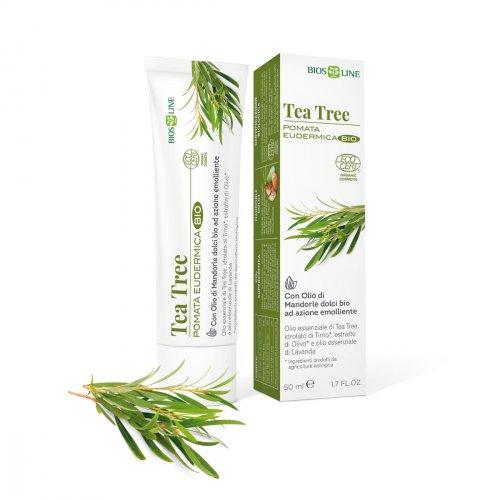 Tea Tree - Pomata Eudermica
