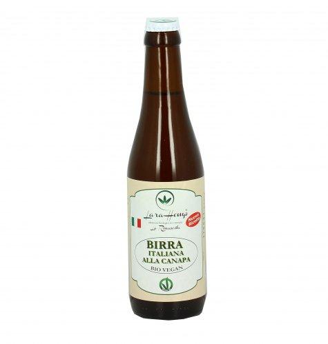 Birra Italiana alla Canapa Bio