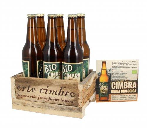 Birra Cimbra Biologica