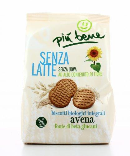 Biscotti Bio Integrali di Avena
