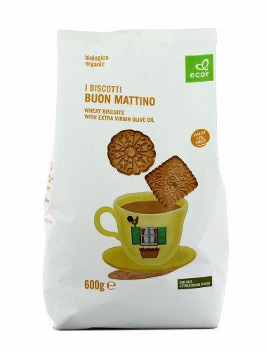 """Biscotti Bio """"Buon Mattino"""""""