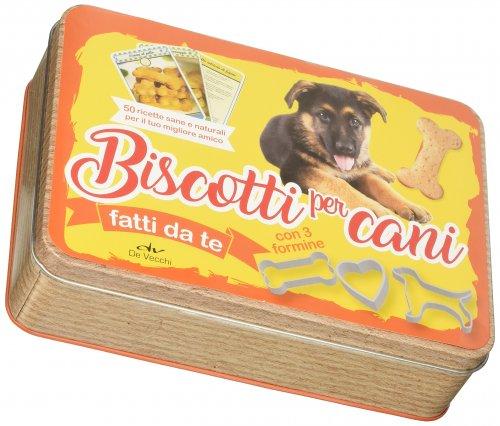 Biscotti per Cani Fatti da Te