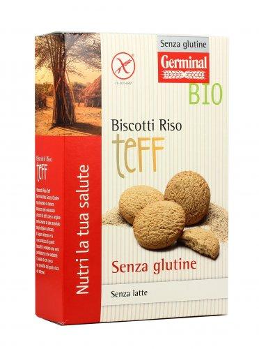 Biscotti Riso Teff - Senza Glutine