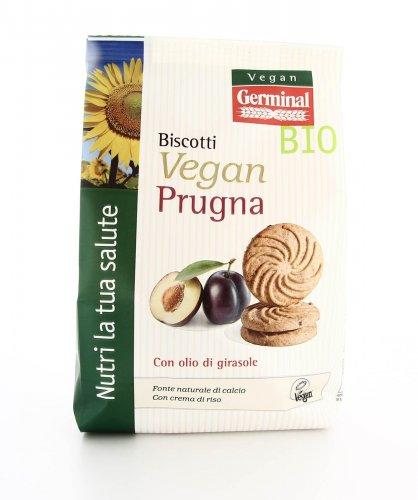 Biscotti Vegan - Prugna