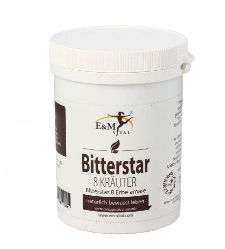 Bitter Star - Integratore Naturale con 8 Erbe Amare