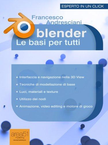 Blender: Le Basi per Tutti (eBook)