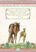 Blocco Note - Gente a Cavallo