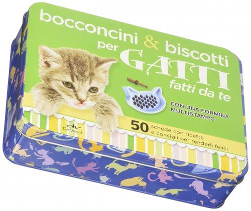 Bocconcini & Biscotti per Gatti Fatti da Te