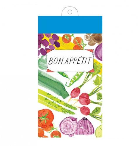 Blocchetto List Pad Bon Appetit - 60 Fogli