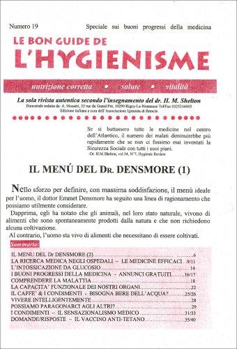 La Bon Guide de l'Hygienisme - Speciale sui Buoni Progressi della Medicina