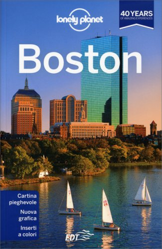 Lonely Planet - Boston