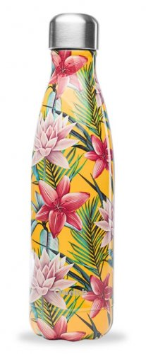 Bottiglia Isotermica Tropical Fleur Jaune