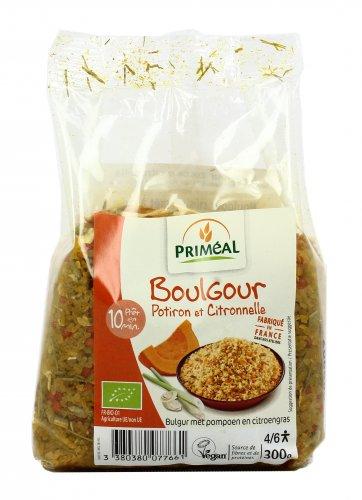 Boulgour di Grano - Zucca e Citronella