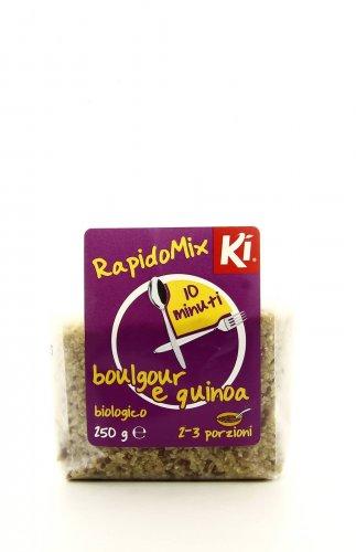 RapidoMix - Boulgour e Quinoa