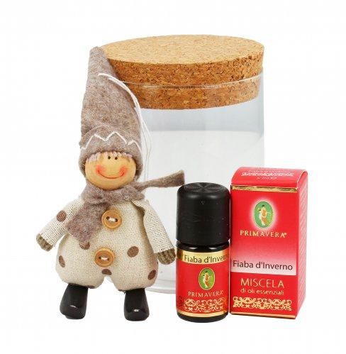 Box con Miscela Fiaba d'Inverno - Confezione Regalo