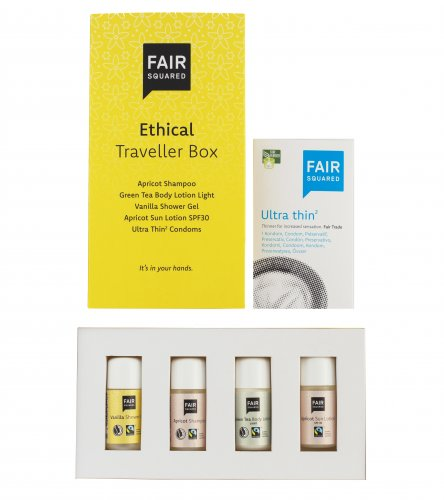 Ethical Traveller Box- Set Corpo da Viaggio