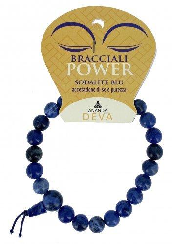 Bracciale Power Sodalite Blu