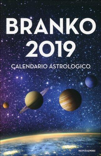Branko - Calendario Astrologico 2019