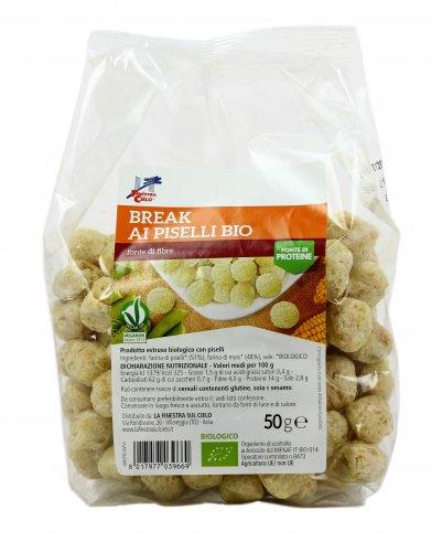 Snack ai Piselli Bio Vegan