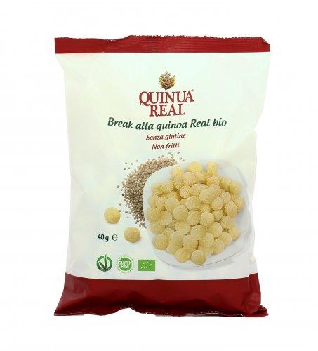 Snack Salato di Mais e Quinoa - Break alla Quinoa Real Bio