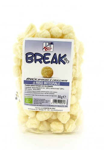 Break Bio al Riso Integrale