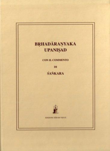 Brhadaranyaka Upanisad
